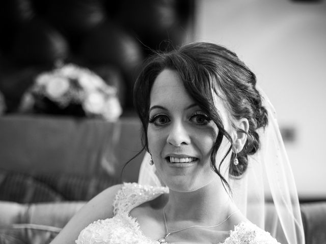 Ross and Dionne's wedding in Falkirk, Falkirk 10