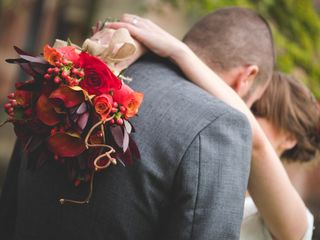 Carys & Rob's wedding