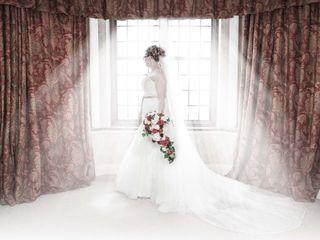 Kirstie & Dale's wedding 1