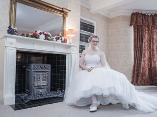 Kirstie & Dale's wedding 3