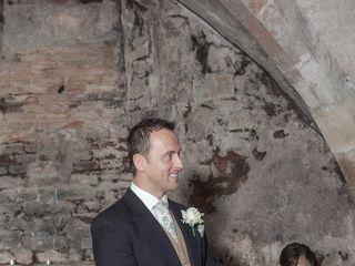 Kara & Robert's wedding 1