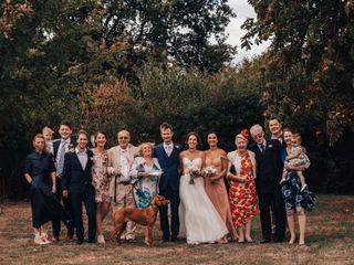Amanda & James's wedding