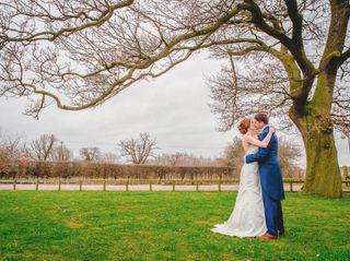 Holly & Lee's wedding