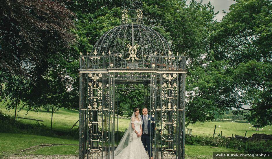 Wayne and Emma's wedding in Macclesfield, Cheshire
