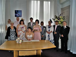 Tyler  and Abigail 's wedding in Leeds, West Yorkshire 3