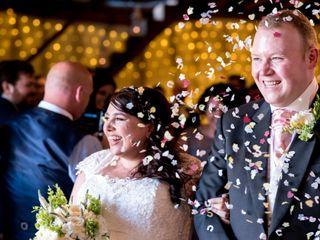 Sara & John's wedding