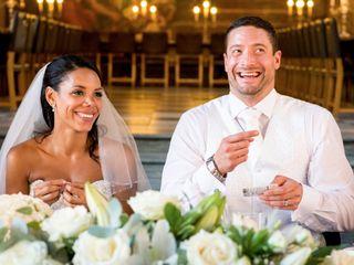 Chalene & Jeff's wedding