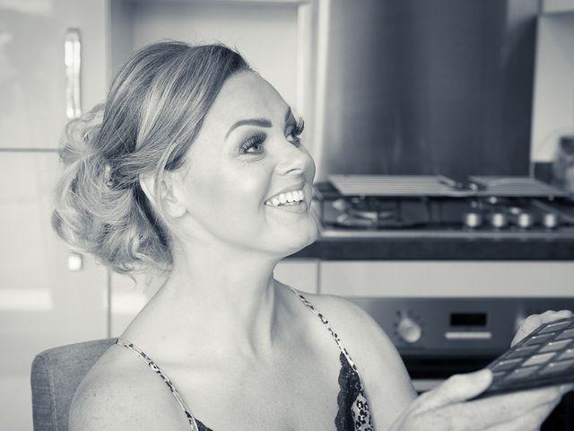 Alex and Kerrie's wedding in Sutton Coldfield, West Midlands 4