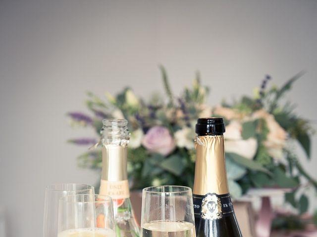 Alex and Kerrie's wedding in Sutton Coldfield, West Midlands 5