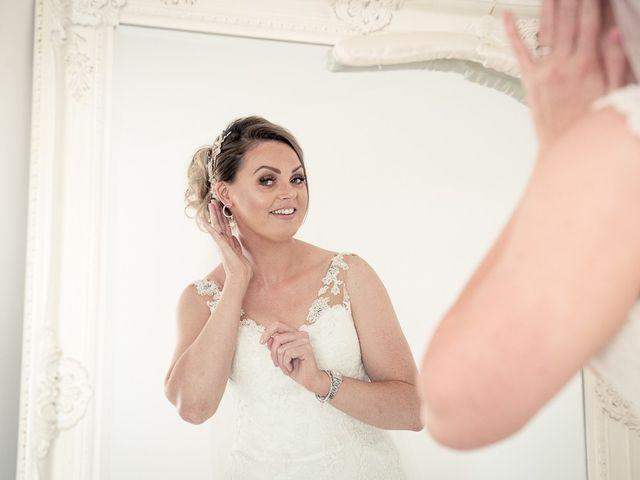 Alex and Kerrie's wedding in Sutton Coldfield, West Midlands 9