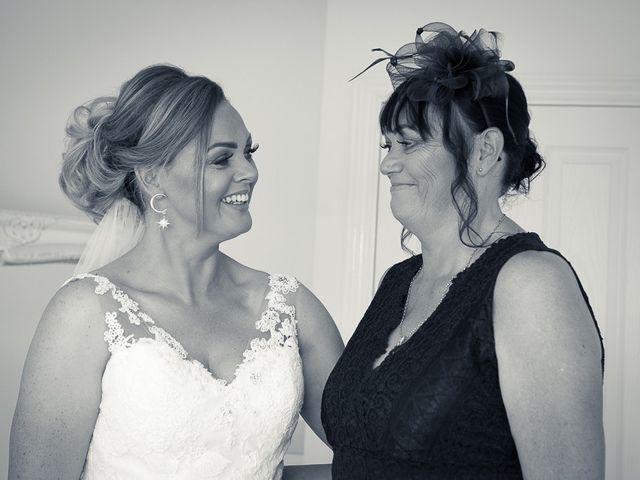 Alex and Kerrie's wedding in Sutton Coldfield, West Midlands 10