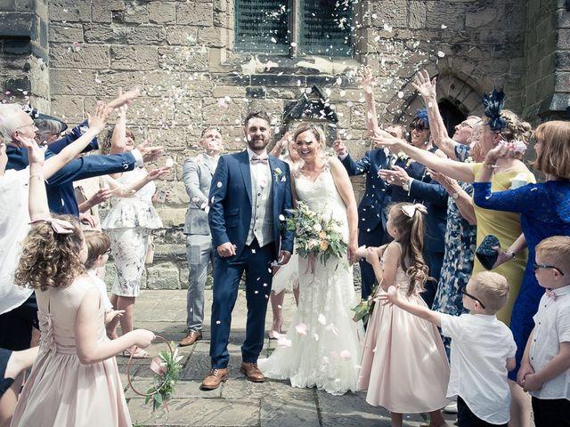 Alex and Kerrie's wedding in Sutton Coldfield, West Midlands 1