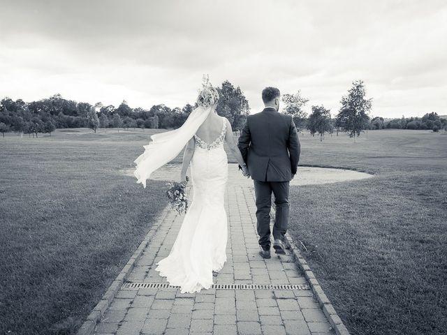 Alex and Kerrie's wedding in Sutton Coldfield, West Midlands 2