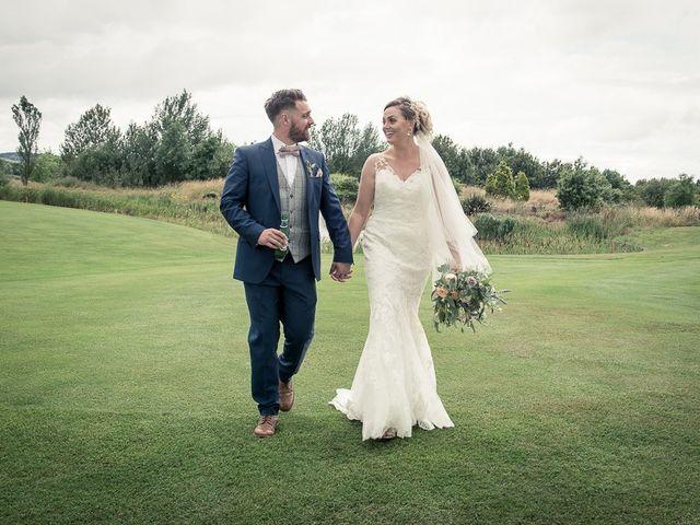 Kerrie & Alex's wedding