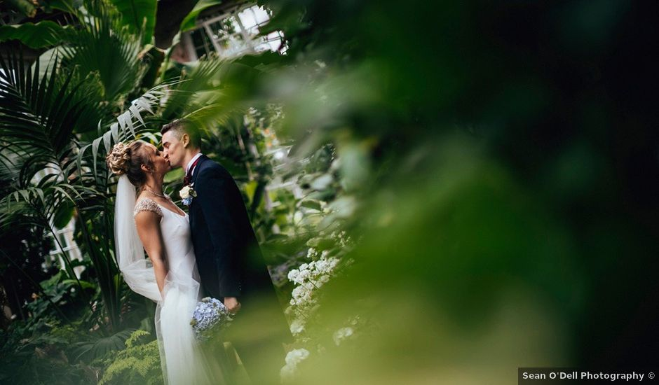 Daniel and Abigail's wedding in Woburn, Buckinghamshire