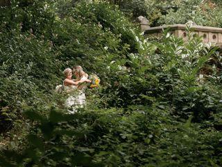 Clare & Annemarie's wedding 1