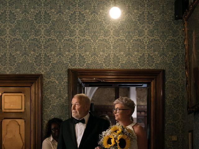 Annemarie and Clare's wedding in Birmingham, West Midlands 4