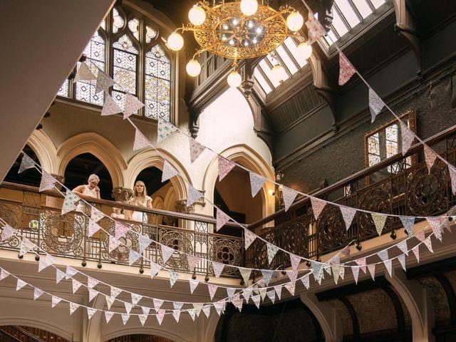 Annemarie and Clare's wedding in Birmingham, West Midlands 8