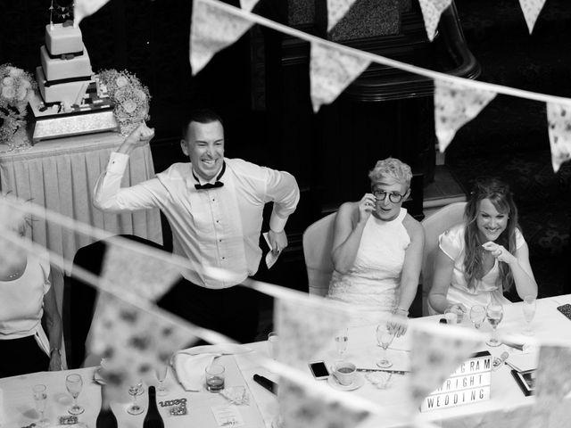 Annemarie and Clare's wedding in Birmingham, West Midlands 9