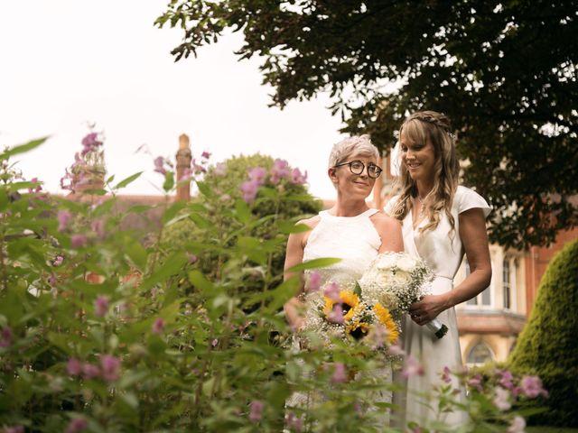 Annemarie and Clare's wedding in Birmingham, West Midlands 2