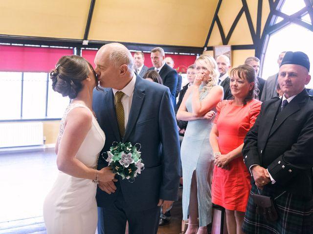 James and Emily's wedding in Tenbury Wells, Worcestershire 10