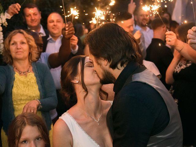 James and Emily's wedding in Tenbury Wells, Worcestershire 2