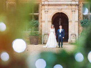 Fin & Faye's wedding