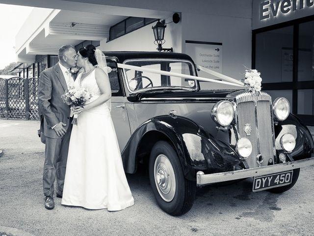 Natalie & Nigel's wedding