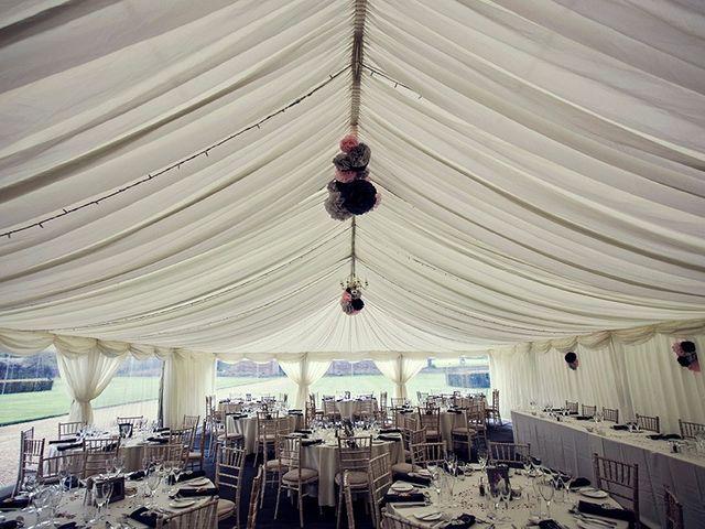 Matthew and Lauren's wedding in Wellingborough, Northamptonshire 2
