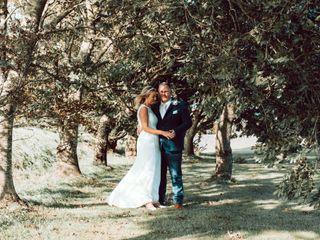 Alison & Shane's wedding