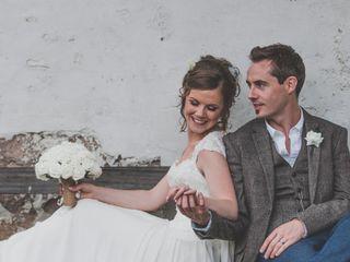 Charlene & Mark's wedding