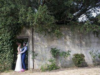 Helen & David's wedding