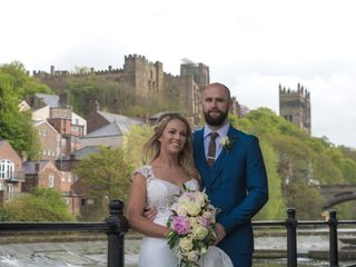 Alex & Emma's wedding