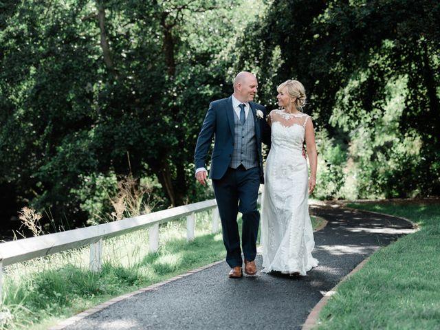 Nicola & William's wedding