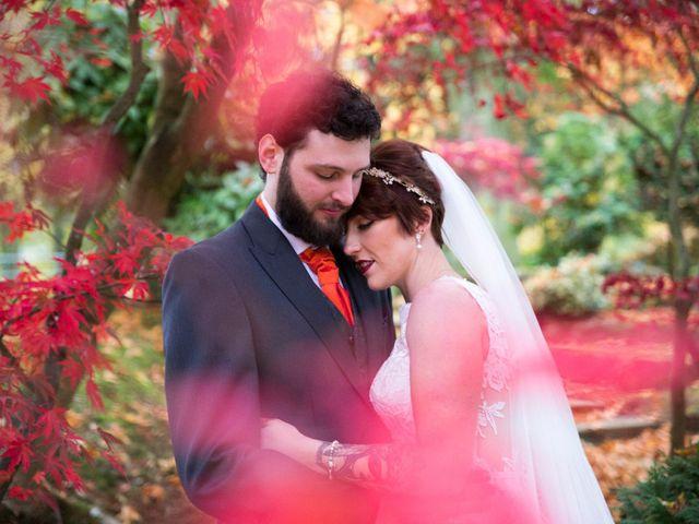Chrissy & Greig's wedding