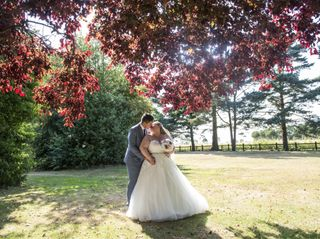 Jayne & Andrew's wedding