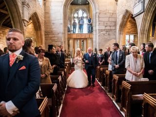 Sinead & Mike's wedding 1