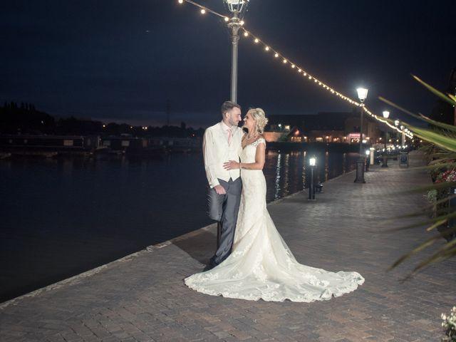 Charlotte & Nathan's wedding