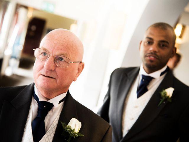 Wayne and Natalie's wedding in Bromsgrove, Worcestershire 10