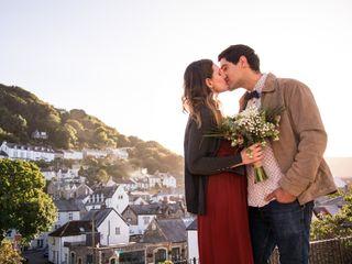 Ben & Hannah's wedding 2