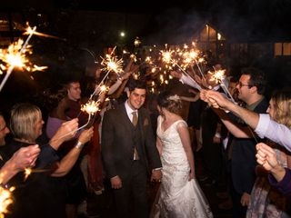 Ben & Hannah's wedding