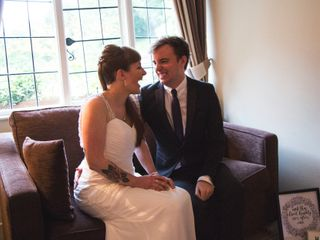 Emma & Chris's wedding 2