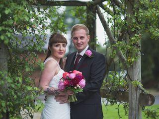 Emma & Chris's wedding