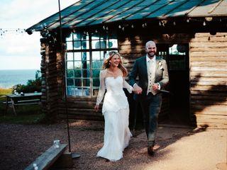 Lottie & Tom's wedding