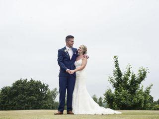 Charlotte & Jack's wedding