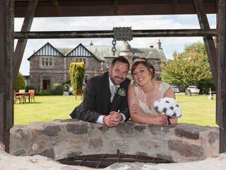 Andrew & Kendal's wedding