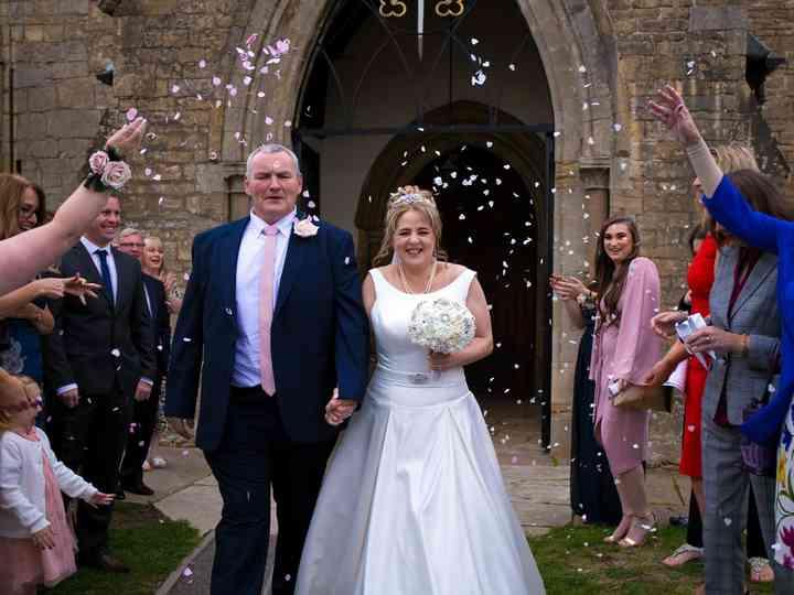 Julie & Mark's wedding