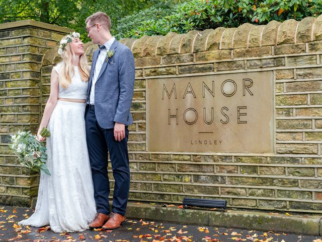 Jess & Aaron's wedding