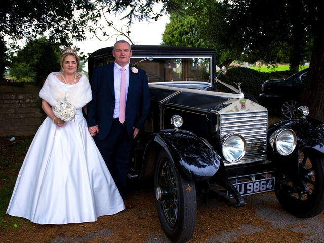 Mark and Julie's wedding in Warsop, Nottinghamshire 7