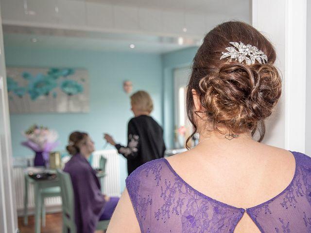 Paul and Jess's wedding in Otterburn, Northumberland 7